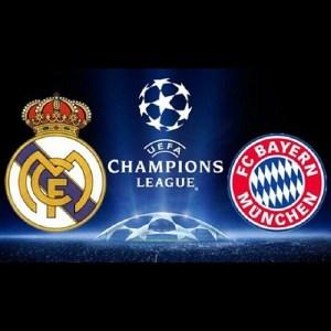 Bayern München vs Real Madrid en Vivo Champions League 2017