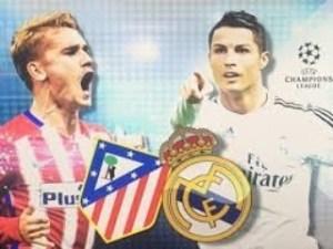 Atlético Madrid vs Real Madrid en Vivo por Internet Champions League 2017