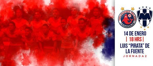Veracruz vs Monterrey en Vivo por SKY Liga MX 2018