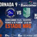 Correcaminos vs Zacatepec en Vivo Ascenso MX 2018