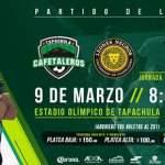 Cafetaleros vs Leones Negros en Vivo Ascenso MX 2018