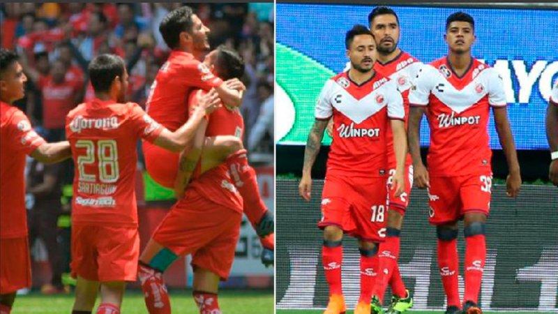 Toluca vs Veracruz en Vivo Online Liga MX 2018