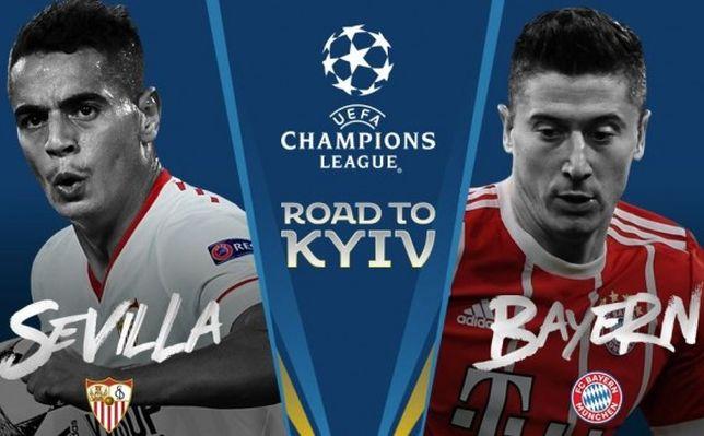 ver Bayern Múnich vs Sevilla en Vivo Champions League 2018
