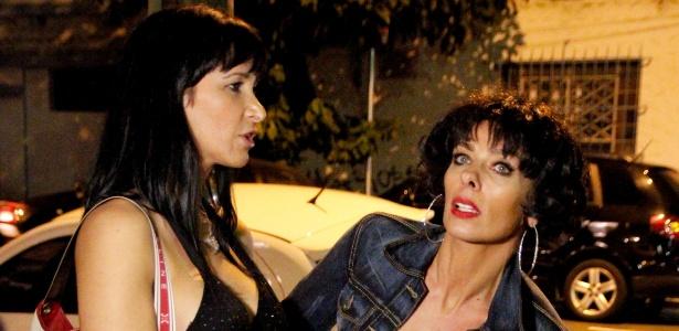"""""""Pânico"""" vai satirizar briga de Galisteu com Ana Hickmann"""