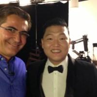 """Psy diz ao """"Fantástico"""" que tem planos de vir ao Brasil no Carnaval"""