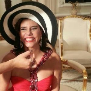 A socialite Narcisa Tamborindeguy
