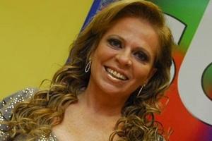 Christina Rocha é apresentadora do SBT