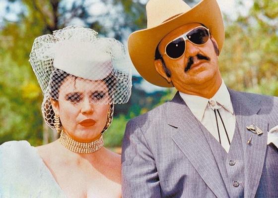 Regina Duarte e Lima Duarte em cena de Roque Santeiro (1985)