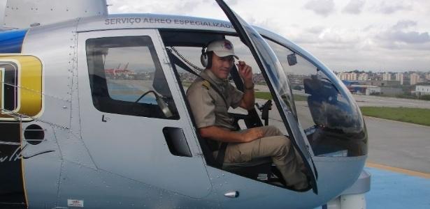 Comandante Hamilton, repórter aéreo do Brasil Urgente, da Band, é contratado pela Record