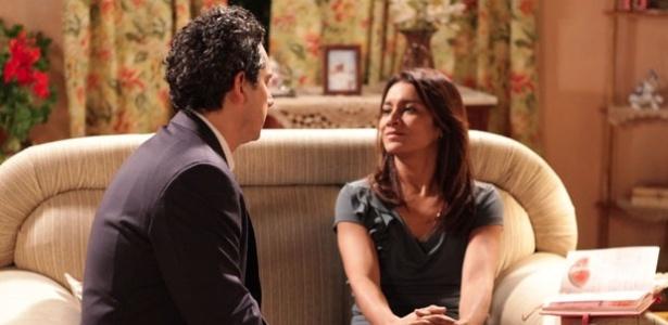 Baltazar pede desculpas para Celeste (1/11/2011)