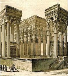 ancient persian architecture