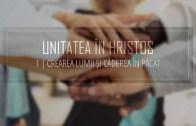 1 – Crearea lumii și căderea în păcat | Unitatea în Hristos