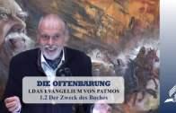 1.2 Der Zweck des Buches – DAS EVANGELIUM VON PATMOS | Pastor Mag. Kurt Piesslinger