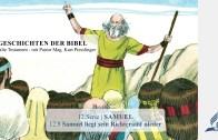 12.8 Samuel liegt sein Richteramt nieder x