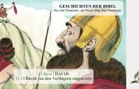 13.12 David von den Verfolgern eingekreist x