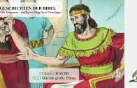 13.21 Davids große Pläne x