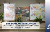 3.5 Christians in Laodicea – JESUS' MESSAGES TO THE SEVEN CHURCHES | Pastor Kurt Piesslinger, M.A.