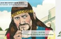 13.30 Davids Rückkehr nach Jerusalem x