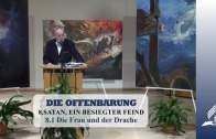 8.1 Die Frau und der Drache – SATAN, EIN BESIEGTER FEIND | Pastor Mag. Kurt Piesslinger