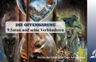 9.SATAN UND SEINE VERBÜNDETEN – DIE OFFENBARUNG | Pastor Mag. Kurt Piesslinger