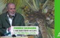 1.2 The Rhythms of Life – THE RHYTHM OF LIFE | Pastor Kurt Piesslinger, M.A.