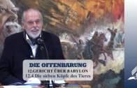 12.4 Die sieben Köpfe des Tieres – GERICHT ÜBER BABYLON | Pastor Mag. Kurt Piesslinger