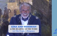 6.4 The People`s Response – THE READING OF THE WORD | Pastor Kurt Piesslinger, M.A.