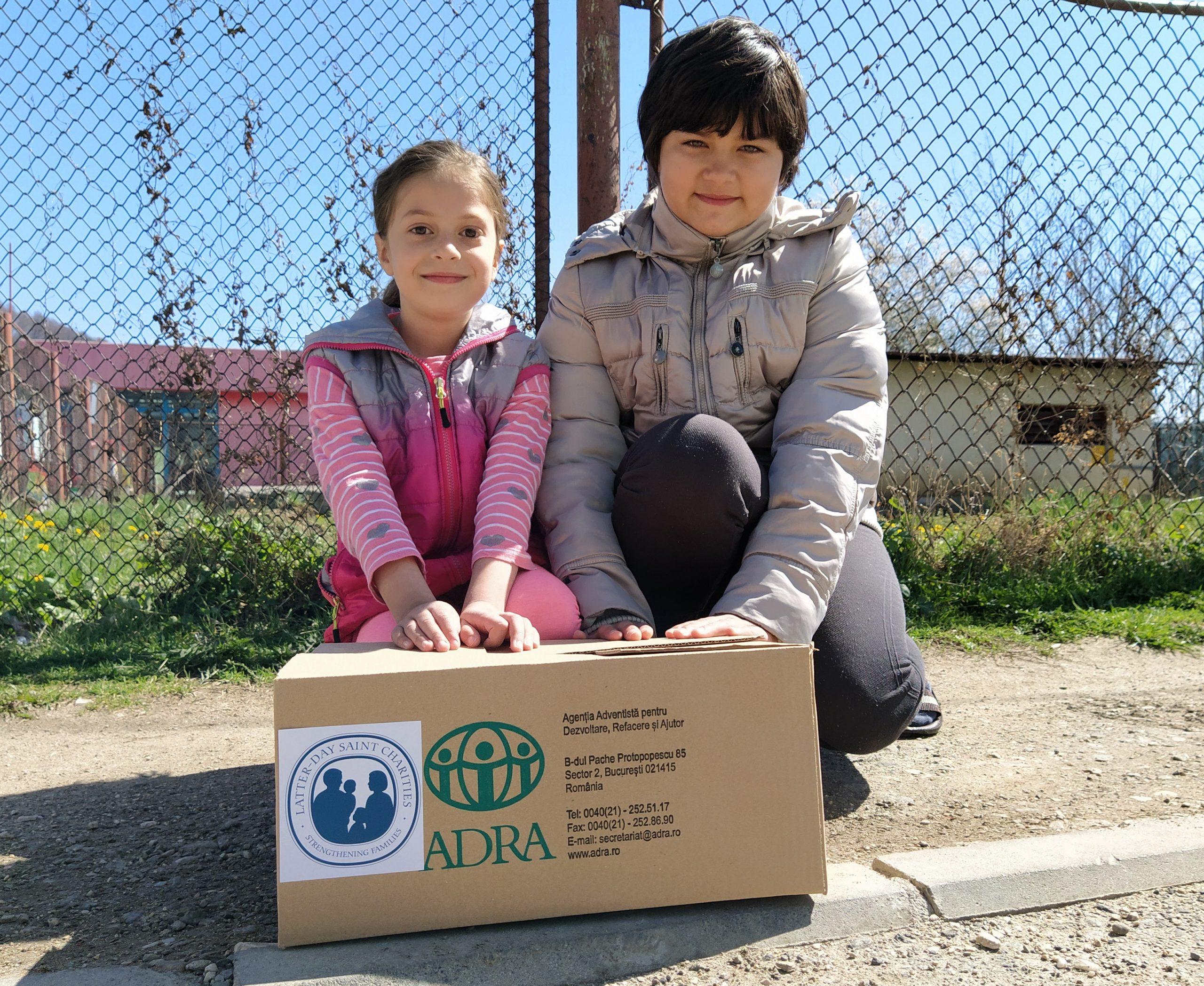 """1.109 persoane primesc ajutor în cea de-a 9-a săptămână de implementare a proiectului ADRA """"Sprijin umanitar COVID-19"""""""