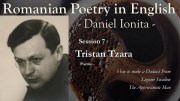 Romanian Poetry in English – Episode 7 – Tristan Tzara