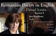 Romanian Poetry in English – Episode 8 – Ana Blandiana