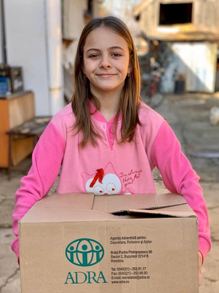 """1.263 persoane primesc ajutor în cea de-a 11-a săptămână de implementare a proiectului ADRA """"Sprijin umanitar COVID-19"""""""