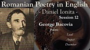 Romanian Poetry in English 12 George Bacovia