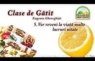 """Clase de gătit cu """"tanti JENI"""" – 5. Vor reveni la viață multe lucruri uitate"""