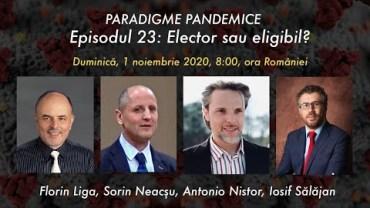 Episodul 23: Elector sau eligibil?