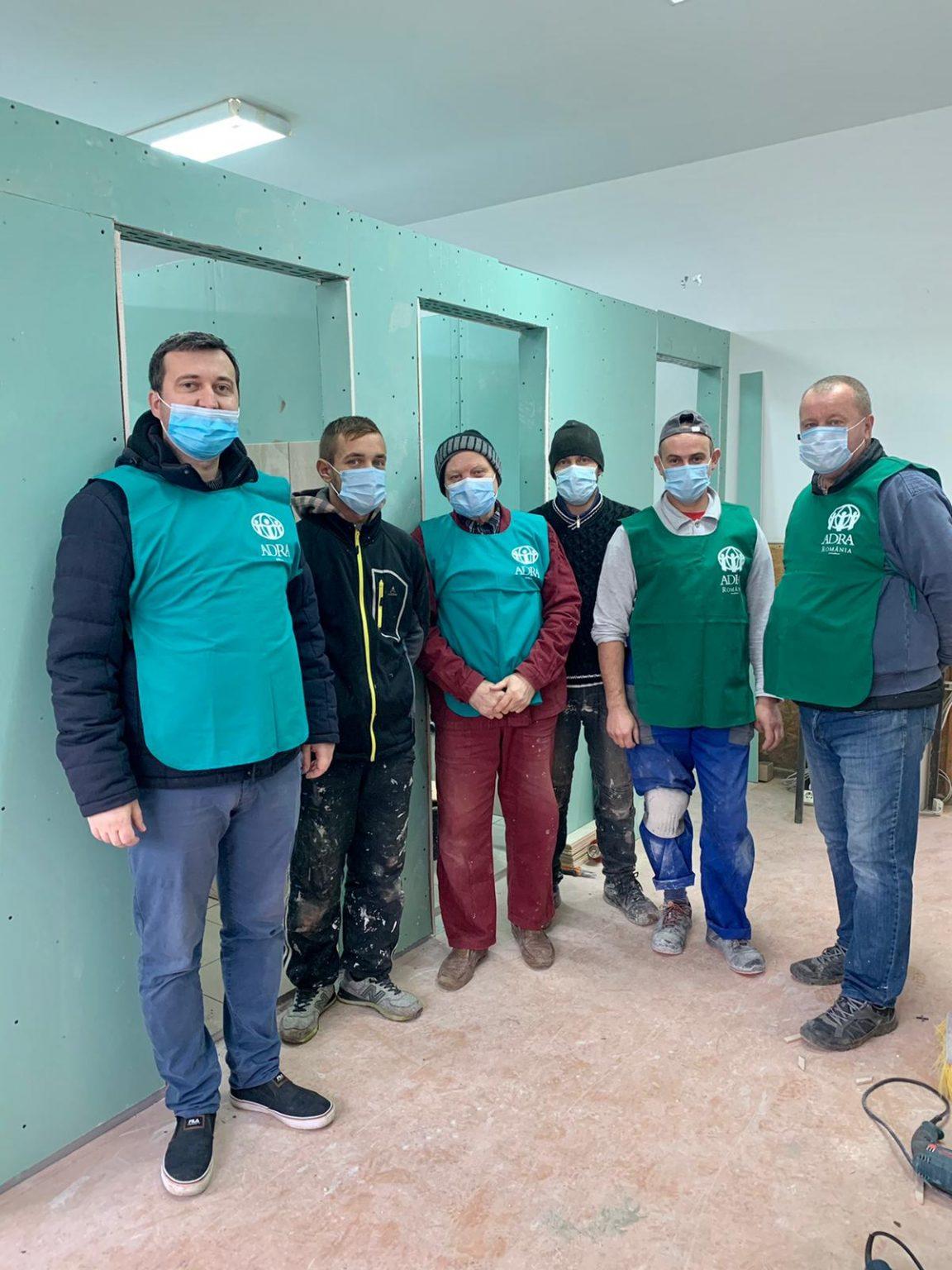 """1.837 persoane primesc ajutor în cea de-a 37-a săptămână de implementare a proiectului ADRA """"Sprijin Umanitar COVID-19"""""""