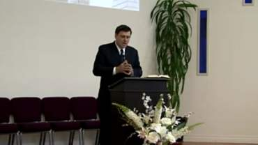 Iordanul Marturiseste Trinitatea – Pastor Gabriel Achim