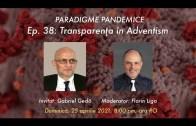 Ep. 38: Transparența în Adventism