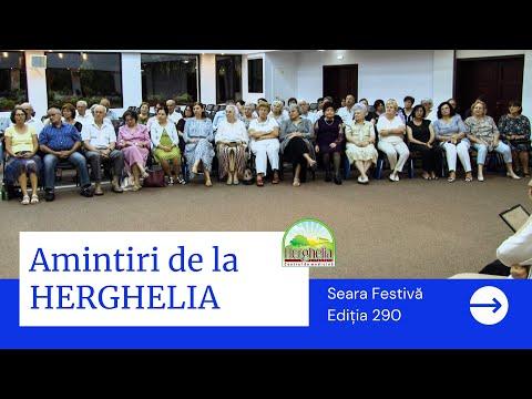 💐 Amintiri de la HERGHELIA – Seara Festivă   Ediția 290
