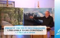1.3 The Call of Abram – PREAMBLE TO DEUTERONOMY | Pastor Kurt Piesslinger, M.A.