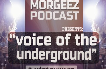 voice of the underground podcast series