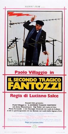 Il secondo tragico fantozzi Stasera su Italia 1