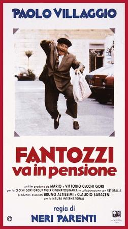 Fantozzi va in pensione Stasera su Italia 1