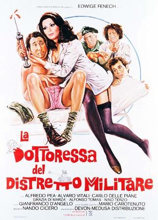 La dottoressa del distretto militare Stasera su Italia 2