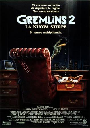 Gremlins 2-la nuova stirpe Stasera su Italia 1