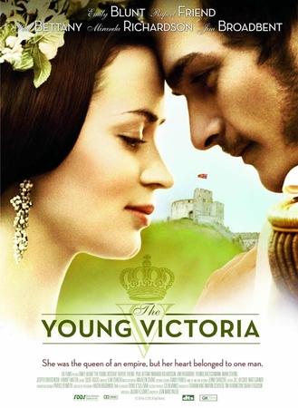 The Young Victoria Stasera su Rai 3