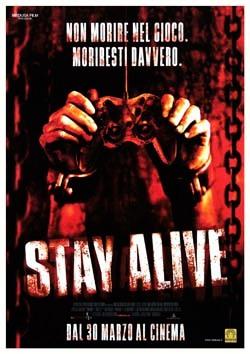 Stay alive Stasera su Italia 2