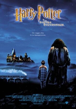 Harry potter e la pietra filosofale Stasera su Italia 1