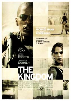 The kingdom Stasera su Rete 4