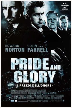 Pride and glory-il prezzo dell'onore Stasera su Rete 4