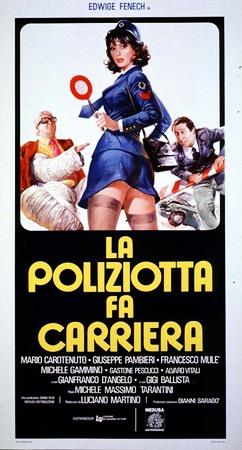 La poliziotta fa carriera Stasera su Italia 2
